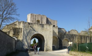 """""""medieval city - the remparts of Provins"""""""