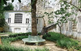 """""""Delacroix Museum ; 5 Parisian museums and gardens"""""""