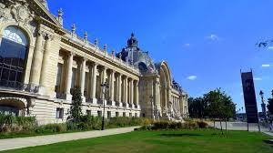 """""""Museum Petit Palais ; 5 Parisian museums and gardens"""""""