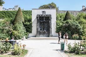 """Rodin Museum ; 5 Parisian museums and gardens"""