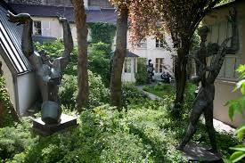 """Zadkine museum, 5 Parisian museums and gardens"""