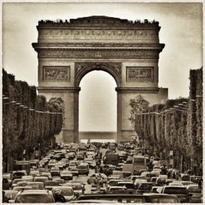 """SoFrenchClass - How to recognize architecture - Arc-de-Triomphe-Paris"""