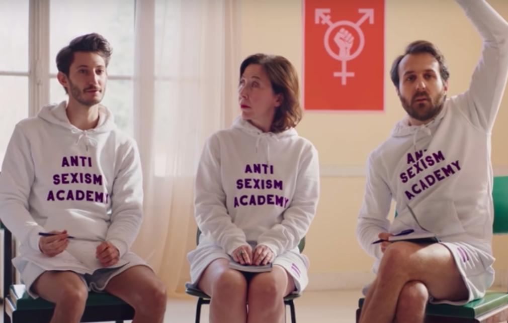"""Balance ton quoi - Angèle & anti sexism"""