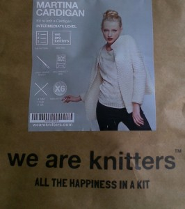 """""""Hand-crafted trend - KNIT WITH WE ARE KNITTERS - Knitting is trendy"""""""