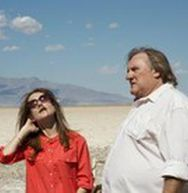 """""""Isabelle Huppert and Gérard Depardieu in Valley of Love ; a movie about child loss"""""""