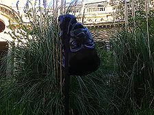"""""""Petit Palais' garden ; 5 Parisian museums and gardens"""""""