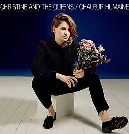 """""""Christine and the queens album cover ; Paradise lost"""""""