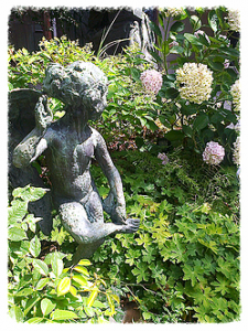 """Bourdelle Museum garden in Paris ; 5 Parisian museums and gardens"""