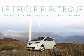 """""""Zoé, French electric Renault car"""""""