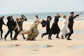 """""""scene on the normand beach """"Ma loute of Bruno Dumont, A surrealistic movie"""""""
