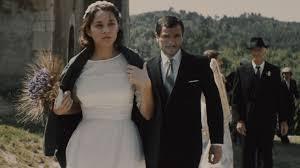 """""""Marion Cottillard in Le mal de pierres of Nicole Garcia, about An unrequited love"""""""
