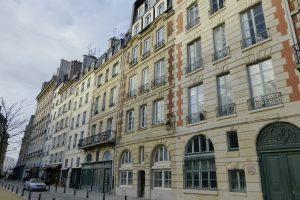 """""""Place Dauphine in Paris"""""""