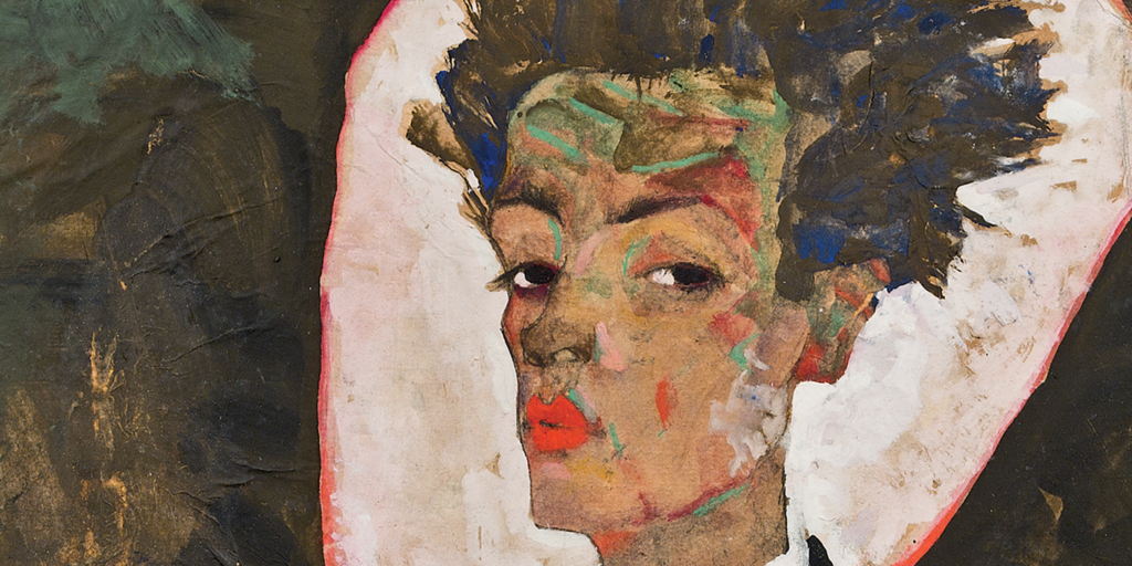 """Schiele at Vuitton Fondation, multifaceted museum"""