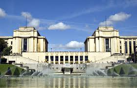 """National theater Chaillot"""