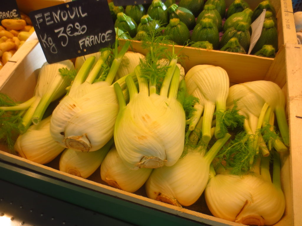 """""""10 fruits and vegetables to eat - fenouil"""""""