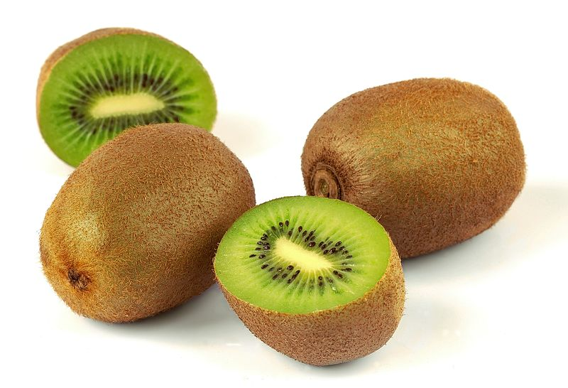 """""""10 fruits and vegetables to eat - kiwi"""""""