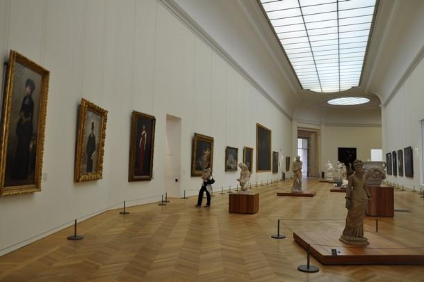 """""""Parisian Art Gallery - Petit Palais, galerie XIX"""""""