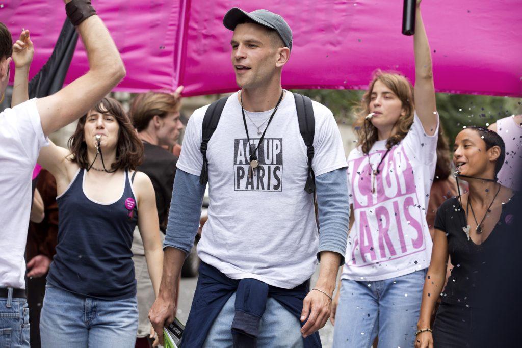 """""""Punchy French rapper, Aloïse Sauvage dans 120 battements par minute"""""""