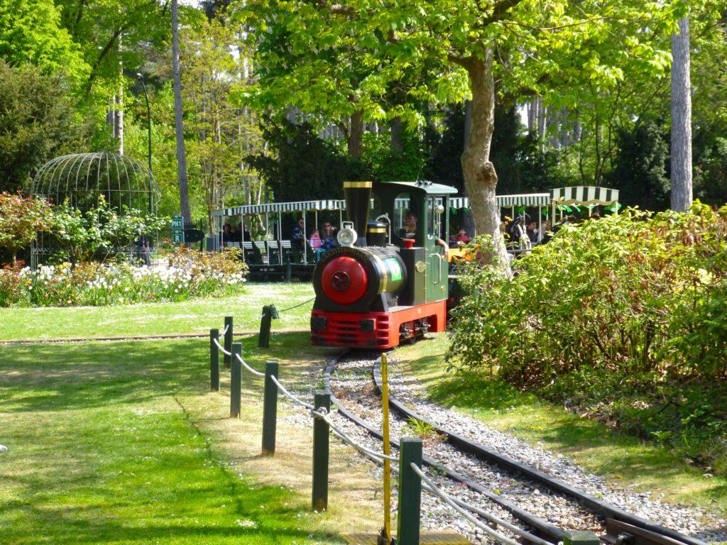 """timeless garden - Jardin d'acclimatation in Paris"""