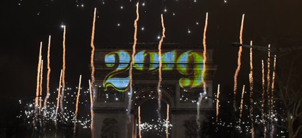 """""""2019 - Feux d'artifices Paris 2019"""""""