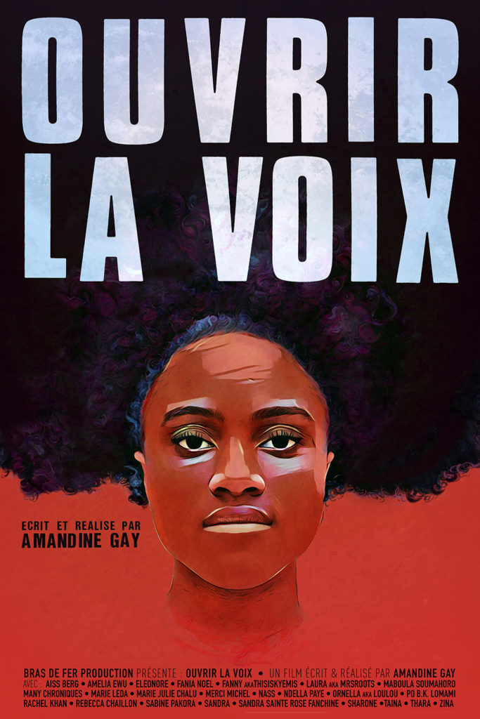 """""French black women - Affiche de Speak up"""