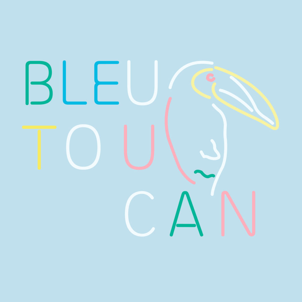 """French Dance Music - Bleu Toucan"""