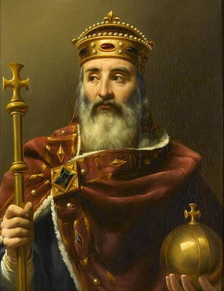 """""""French History - Charlemagne"""""""