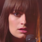 """Spirited and up-and-coming French singer - Clara Luciani Grenade"""