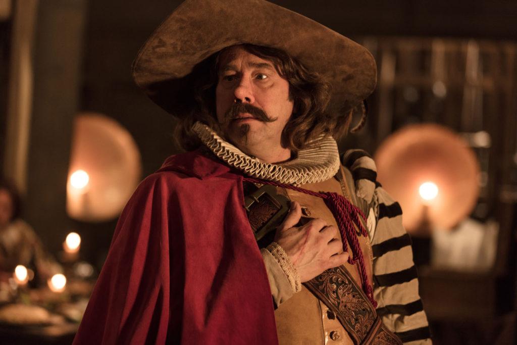 """""""Cyrano de Bergerac - Coquelin in Edmond"""""""