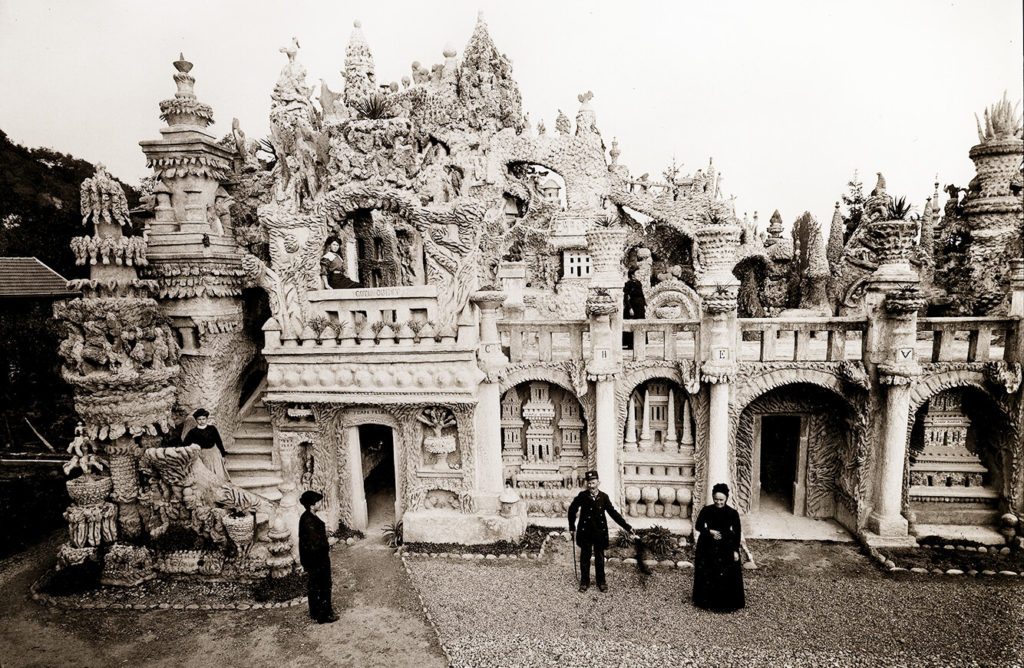 """""""Postman Cheval's ideal palace"""""""