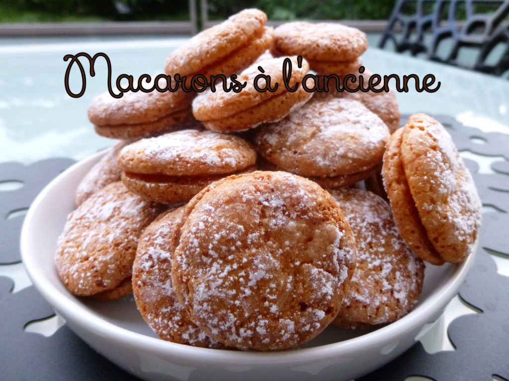 """French macaroons"""