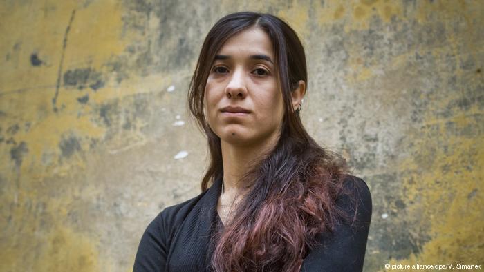 """""""2018 Nobel Prize - Nadia Murad"""""""