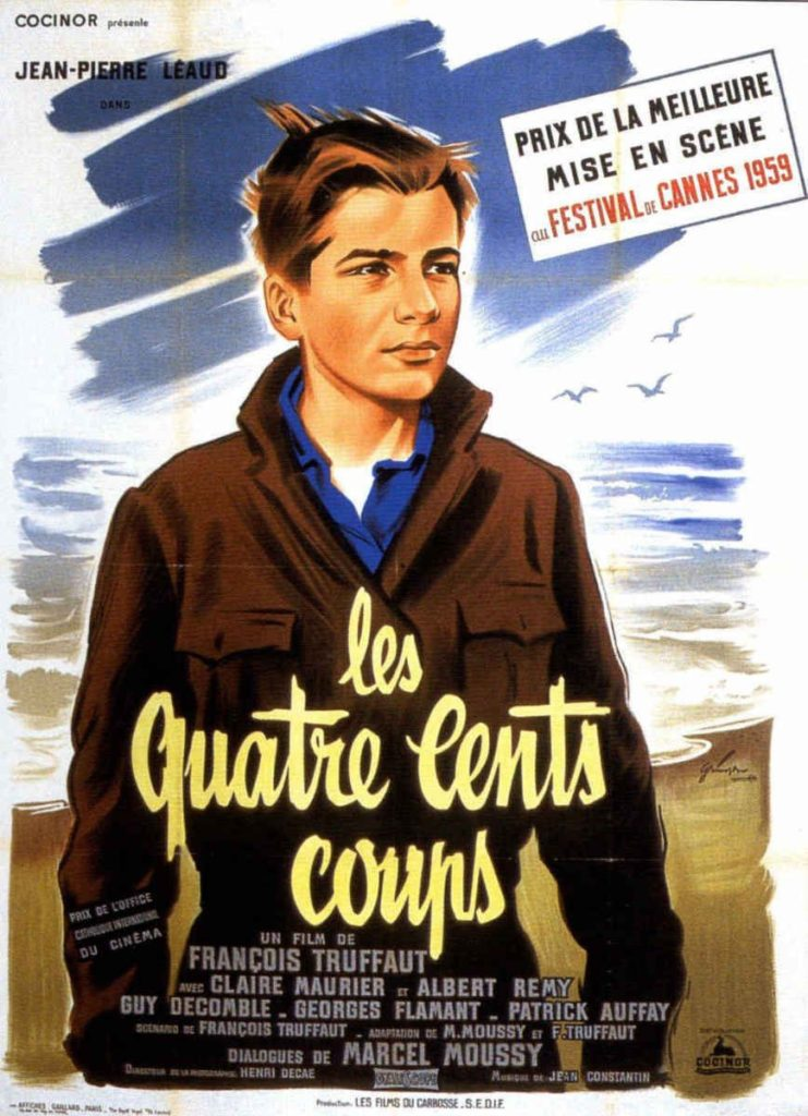 """The 400 Blows - Affiche"""