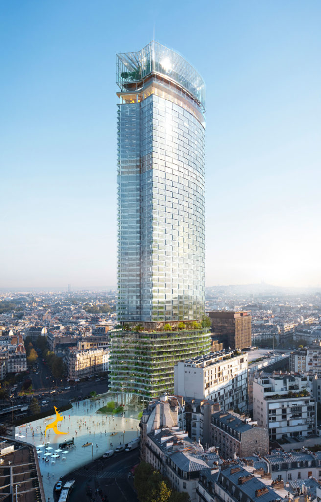 """Montparnasse Tower in 2024"""