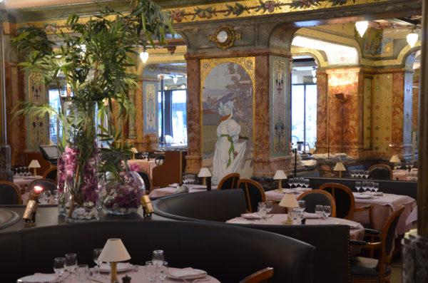 """""""brasserie bistrot or restaurant- Mollard"""""""