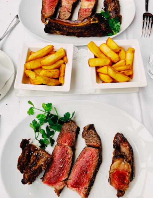"""brasserie bistrot or restaurant- La Rotonde"""