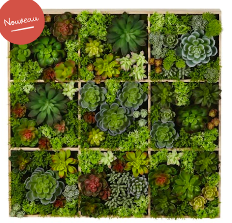 """""""plant frame - Déco murale - Maison du monde"""""""