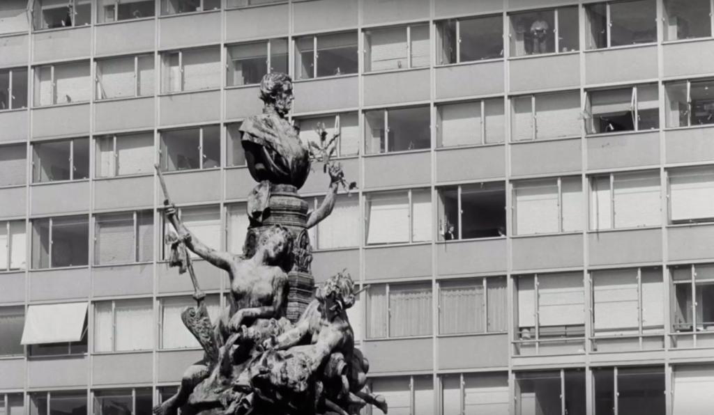"""Joli mai - Paris transformations in 60's"""