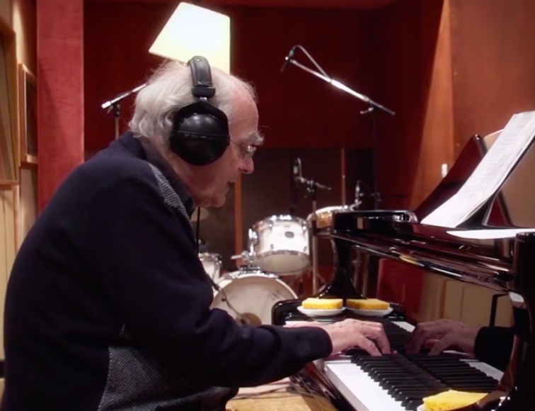 """Michel Legrand au piano"""