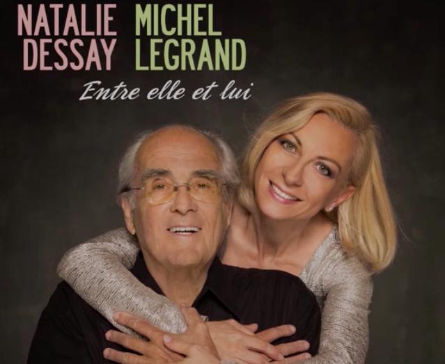 """Michel Legrand et Nathalie Dessay"""