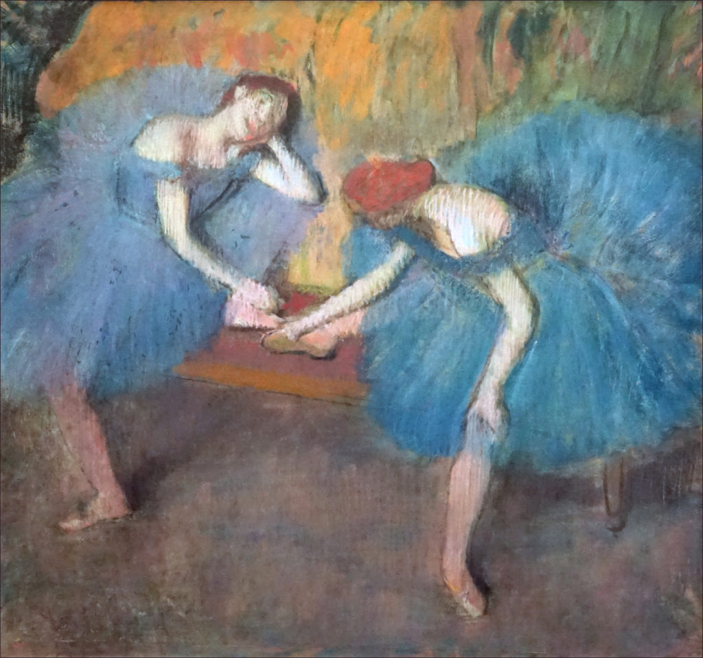 """""""French museums - Degas au Musée d'Orsay"""""""