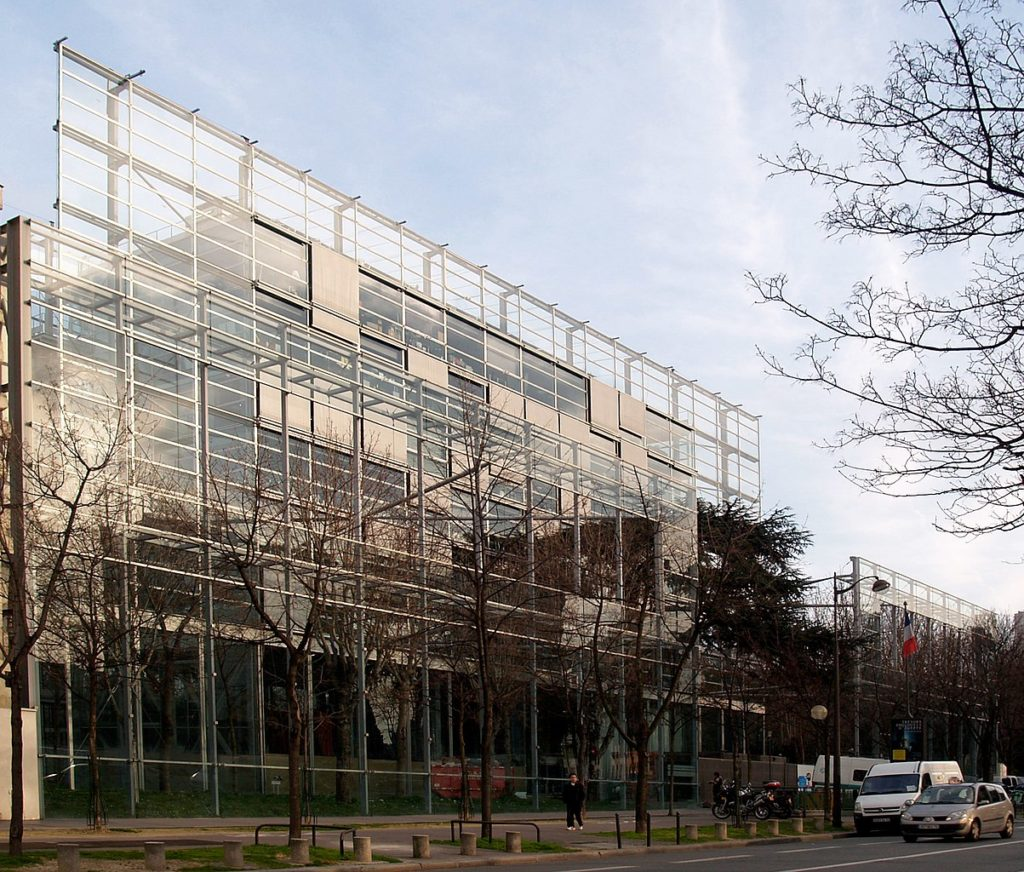 """French museums - La fondation Cartier"""