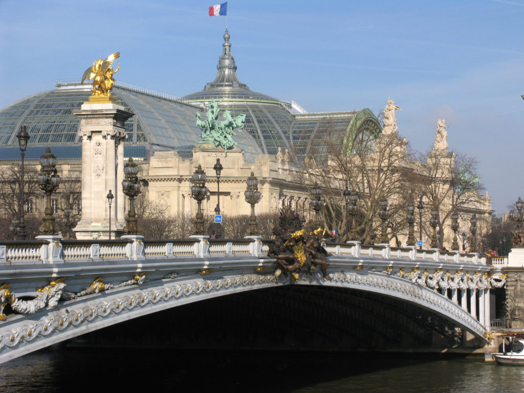 """French museums - Le grand palais"""