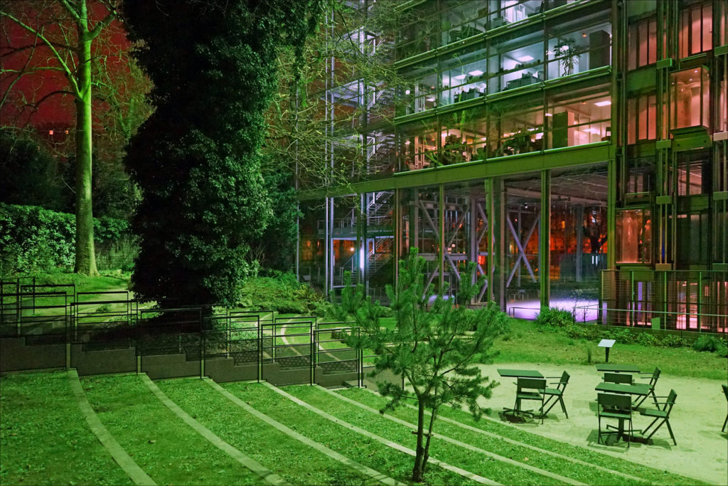 """Fondation Cartier - Son jardin"""