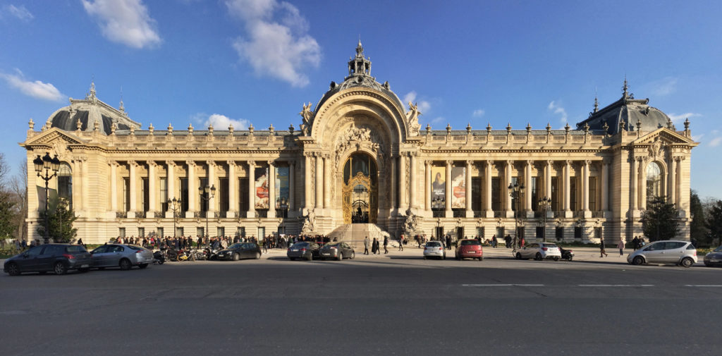 """French museums - Petit palais"""