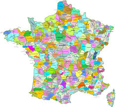 """French citizenship - geographie"""