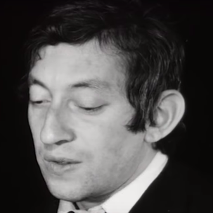 """""""Top 5 French songs - La Javanaise Serge Gainsbourg"""""""
