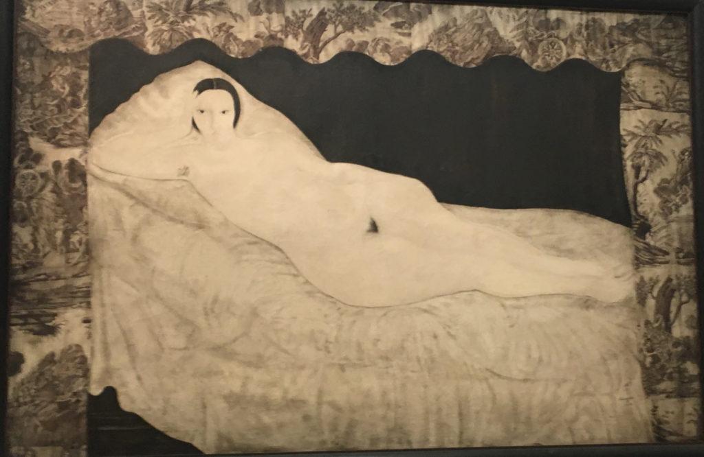 """""""Parisian Modern Art Museum - Foujita"""""""