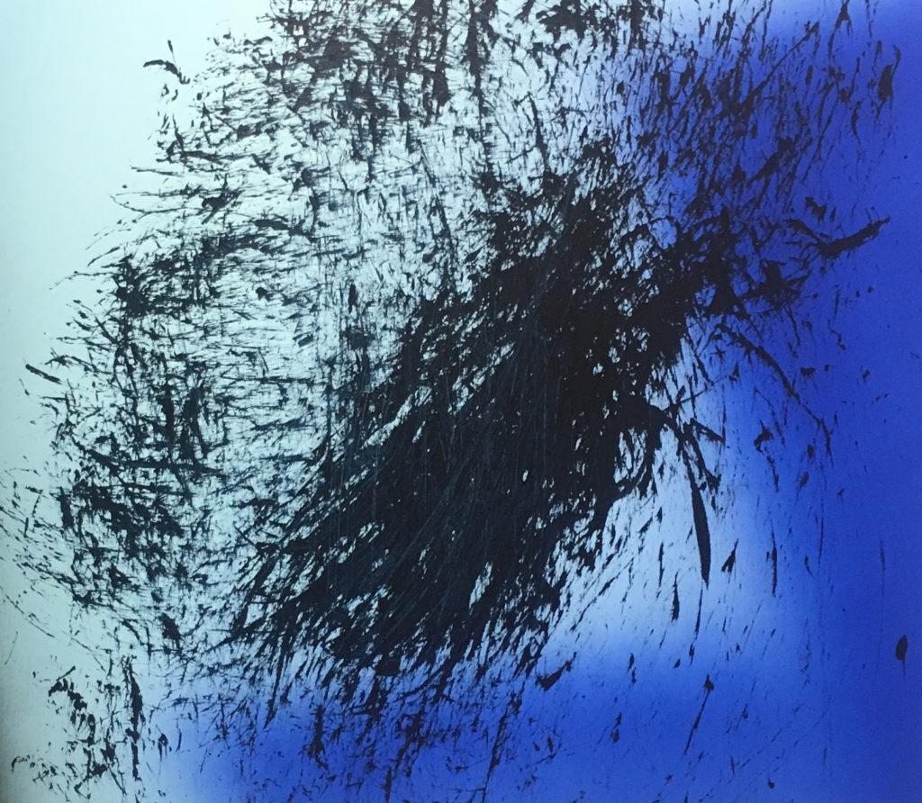 """Parisian Modern Art Museum - Hans Hartung"""