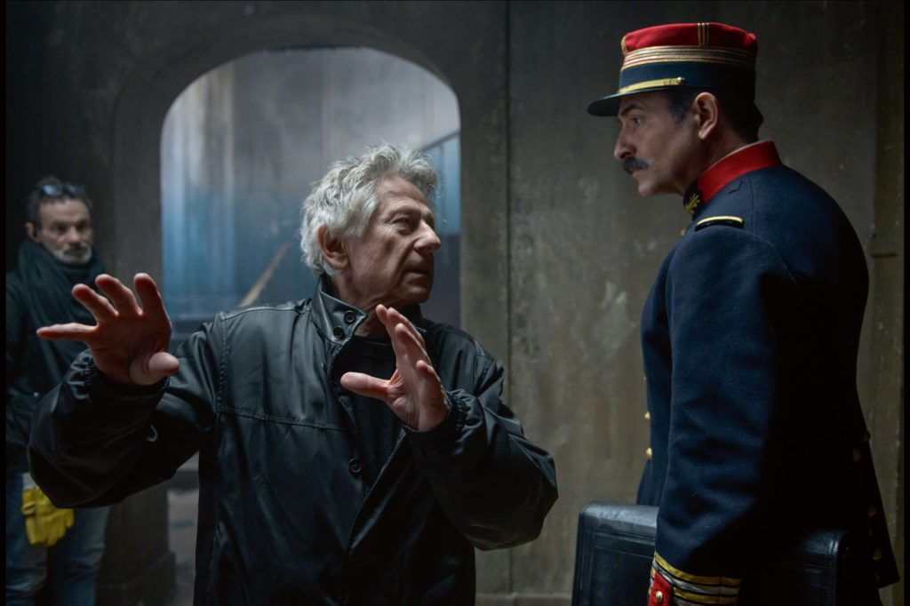 """""""J'accuse of Polanski - Polanski and actor"""""""